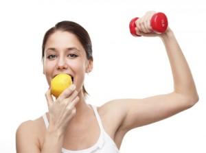 frutas pré e pós-treino
